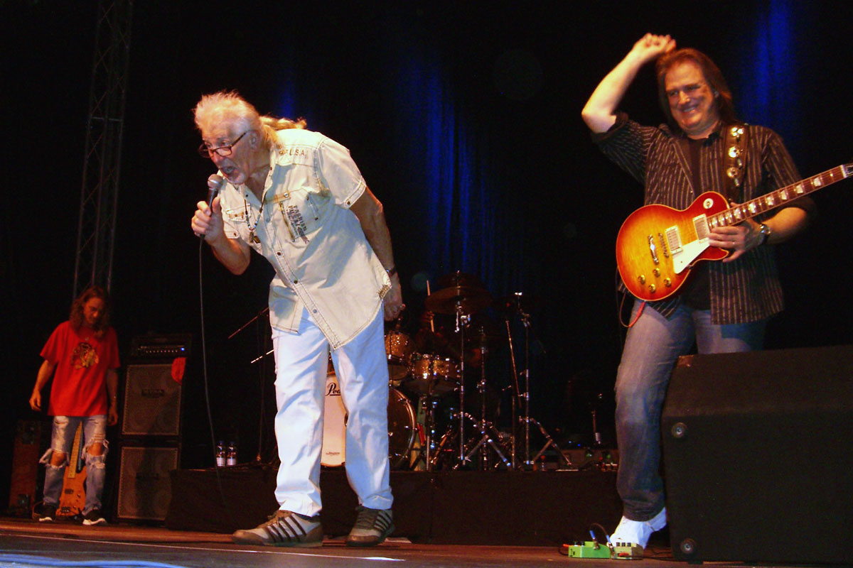 Room to Blues: John Mayall in Münster