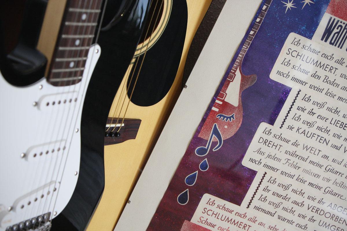 """""""Während meine Gitarre leise weint"""""""